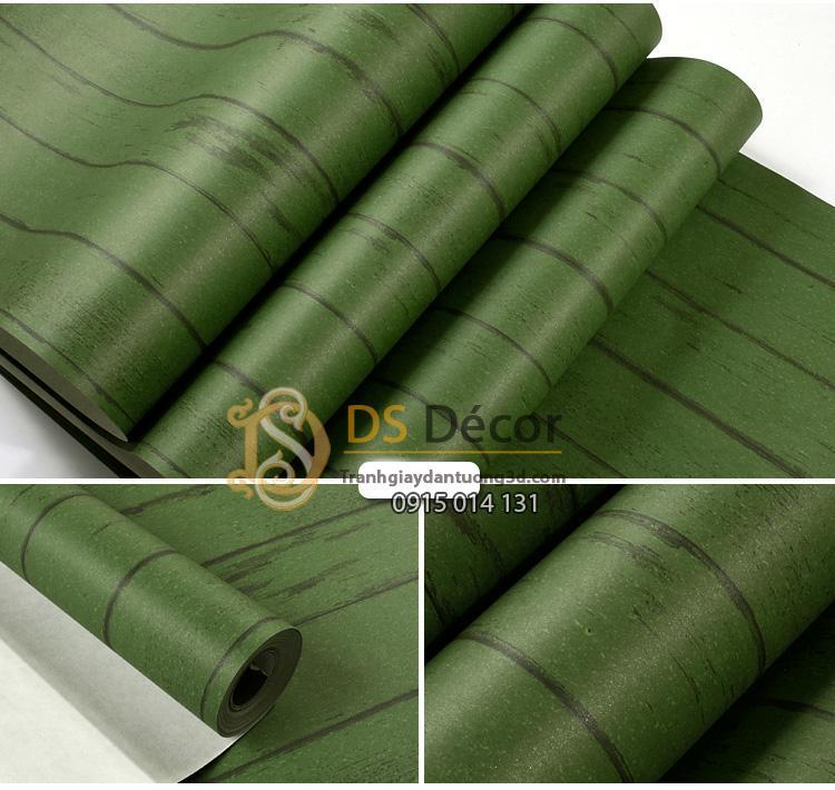 Giay-dan-tuong-gia-go-mau-xanh-luc-3D181-trang-tri-shop-quan-ao-02