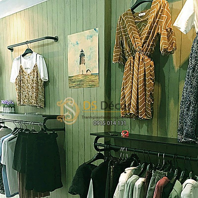 Giay-dan-tuong-gia-go-mau-xanh-luc-3D181-trang-tri-shop-quan-ao