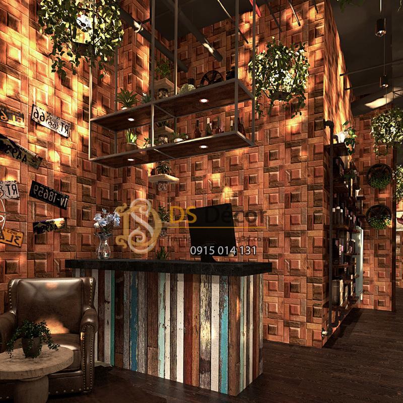 Giay-dan-tuong-gia-u-go-nau-3D234-trang-tri-quan-cafe