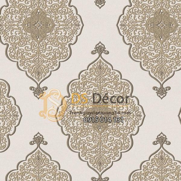Giấy dán tường cổ điển mang đến phong cách quý tộc và sang trọng
